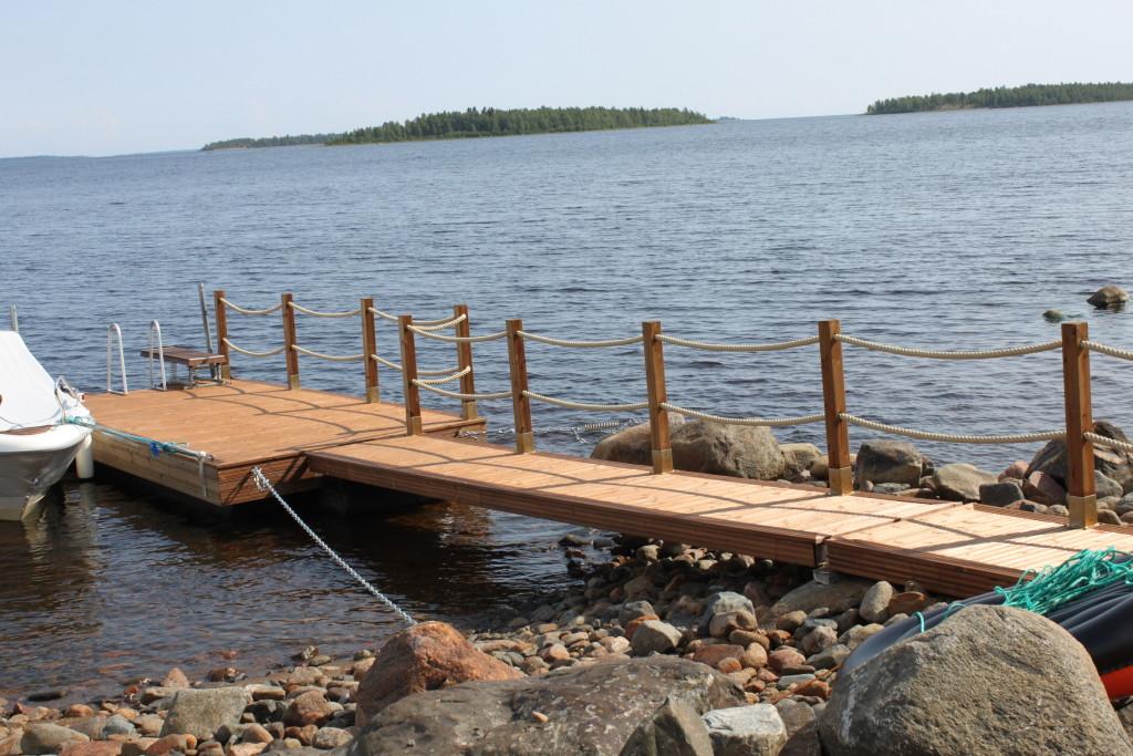 Saunalautta Tornio